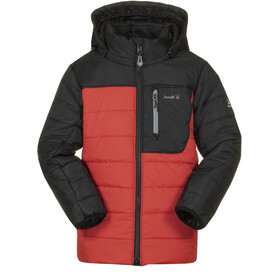 Kamik Van Winter Jacket Kids fire red